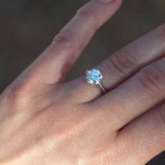 【ティファニー(Tiffany & Co.)の口コミ】 旦那が勝手に買ってきてしまい、結婚指輪なのに普段使いできなそうなものに…