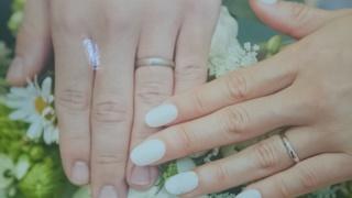 【SORA(ソラ)の口コミ】 婚約指輪がとても気に入り、結婚指輪も同じブランドで作ることにしました。…