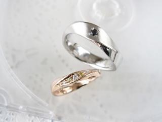 【ジュエリームナカタ(Jewelry MUNAKATA)の口コミ】 既製品ではなく自分達で考えた物が欲しかった為、色々とインターネットなど…