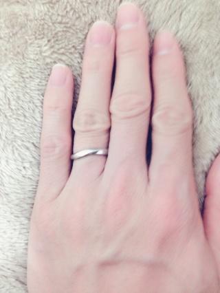 【アイプリモ(I-PRIMO)の口コミ】 指輪を付けたままで、気にせずに仕事ができるくらいフィットするところが購…