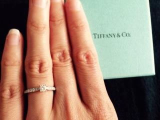 【ティファニー(Tiffany & Co.)の口コミ】 いろいろなブランドをみましたが、歳を重ねてもずっと着けれそうなデザイン…