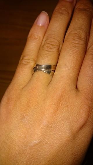 【ティファニー(Tiffany & Co.)の口コミ】 今までは、本当にシンプルで飽きのこない指輪ばかりに目がいっていました…