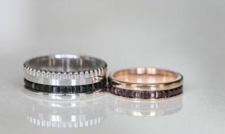 【ブシュロン(BOUCHERON)の口コミ】 シンプルなデザインは嫌で、ファッションとしてもつけれる指輪を探してい…