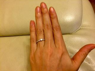 【銀座ダイヤモンドシライシの口コミ】 ブランド名にダイアモンドと入っているように、ダイアモンドの品質に対し…