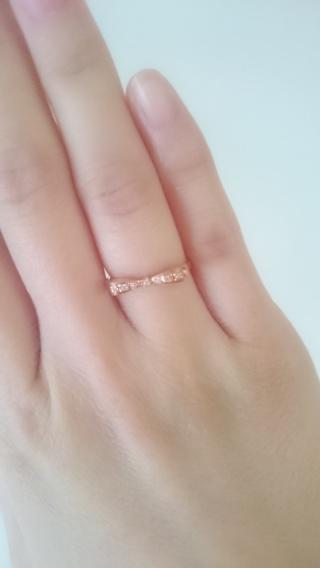 【ヴァンドーム青山(Vendome Aoyama)の口コミ】 私は値段の高いアクセサリーやブランドに全く興味がない上に、結婚指輪が…