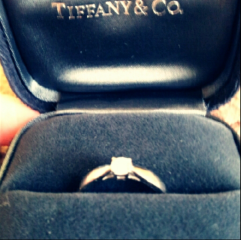 【ティファニー(Tiffany & Co.)の口コミ】 購入は、彼からのサプライズだったので、自分で見にはいっていません。彼…