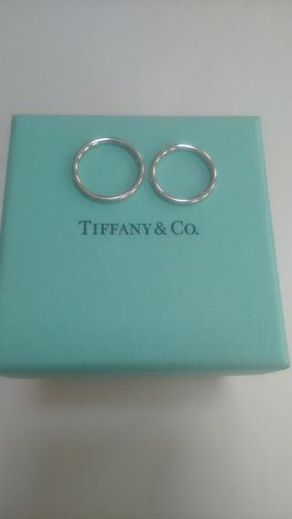 【ティファニー(Tiffany & Co.)の口コミ】 まず1番のこだわりは、「シンプル」なものということでした。中には石がつ…