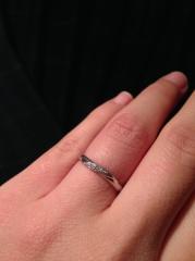 【アイプリモ(I-PRIMO)の口コミ】 キャンペーンの内容や指にあった指輪の形、長持ちするような素材、太さの提…