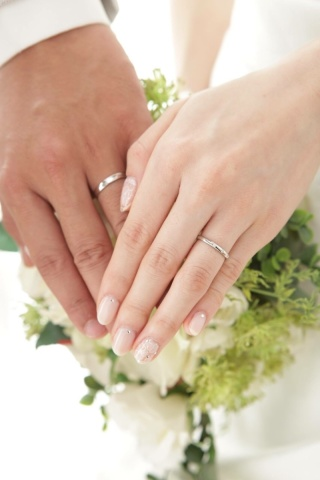【シャネル(CHANEL)の口コミ】 はじめは彼と同じ指輪にするつもりで石なしのものを希望していました。し…