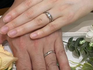 【COLANY(コラニー)の口コミ】 豊富なデザインをはじめ、指を通した時の着けやすさ、サイズも細かくあり…