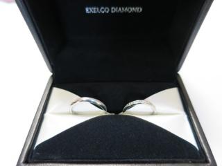 【エクセルコダイヤモンド(EXELCO DIAMOND)の口コミ】 日常生活にて身に付けることが多いため、シンプルで派手でなく扱いやすそう…