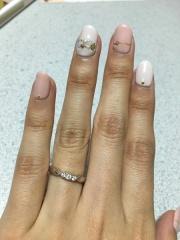 【エクセルコダイヤモンド(EXELCO DIAMOND)の口コミ】 なかなか似合うものがなく、 いくつも指輪をはめましたが 初めてしっくり…