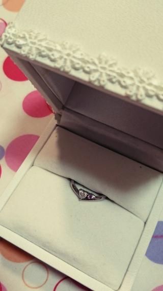 【カオキ ダイヤモンド専門卸直営店 の口コミ】 ハートシェイプのものがよかったので探していたのですが、KAOKIさんはダイ…
