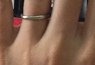 【ティファニー(Tiffany & Co.)の口コミ】 やはり、結婚指輪といえばティファニー。誰もが憧れるブランドだと思いま…