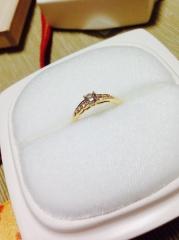 【俄(にわか)の口コミ】 婚約指輪は買ったものの使わない、という声をよく聞くので日常使いできる…