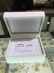 【宝寿堂(ほうじゅどう)の口コミ】 ダイヤがあると高くて他のお店では諦めていましたが、こちらでは値段を気に…
