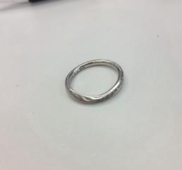【canal4℃(カナルヨンドシー)の口コミ】 婚約指輪を同じブランドにしていたため、せっかくだからそろえたいと思い同…