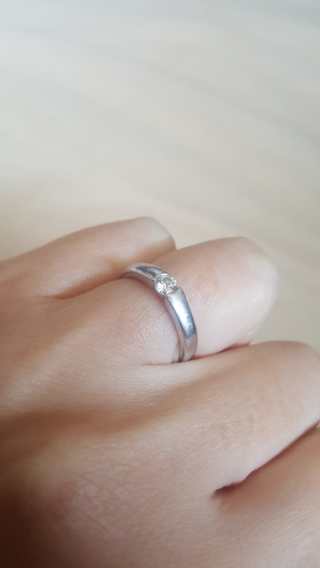 【TASAKI(タサキ)の口コミ】 はじめは華奢な指輪かエタニティリングが欲しかったのですが、何十年も身…