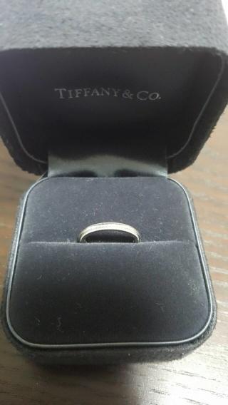 【ティファニー(Tiffany & Co.)の口コミ】 結婚指輪は長く使うものなので、飽きがこないようにシンプルなデザインを…
