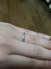 【ブルガリ(BVLGARI)の口コミ】 もともと婚約指輪でデディカータ・ア・ヴェネチア1503を購入していたので…