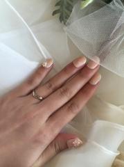 【KOUKI倉迫の口コミ】 完全ハンドメイド&オーダーメイドのお店です。婚約指輪がセットリ…