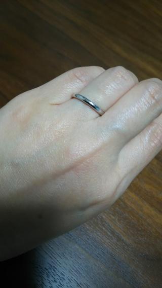 【MIKIMOTO(ミキモト)の口コミ】 主人がとにかくシンプルなものが良いということで、探していました。婚約指…