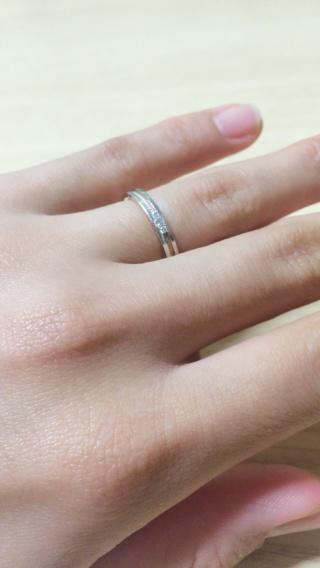 【アイプリモ(I-PRIMO)の口コミ】 色々と試してみて、一番自分の指に似合うもの、指が綺麗に見えるものをえら…