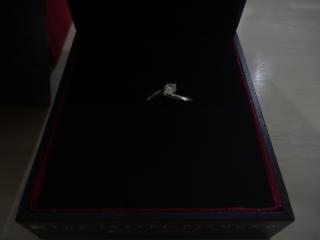 【ラザール ダイヤモンド(LAZARE DIAMOND)の口コミ】 ラザールダイヤモンドというブランド力とダイヤモンドの輝きが決め手でした…
