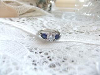【ティファニー(Tiffany & Co.)の口コミ】 彼が、ダイヤを中心に、めずらしいデザインのものを希望していました。サ…