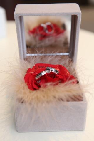 【JEWELRY  KAMATA(ジュエリーかまた)の口コミ】 指輪探しを銀座中心に何店舗もしたのですがなかなかこれだ!というものに出…