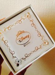 【ディズニー(Disney)の口コミ】 蓮の花のモチーフが気に入って。 ありきたりでないデザインの指輪を求めて…