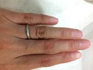 【ケイウノ ブライダル(K.UNO BRIDAL)の口コミ】 結婚指輪を購入しました。 色々なお店の商品を見ましたがこれ!といったも…