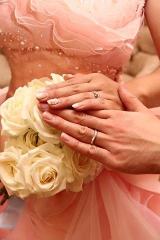 【アンジェリックフォセッテ(Angelique Fossette)の口コミ】 指輪を作っている方がたまたま店頭にいて、わたしたちのリクエストを親身に…
