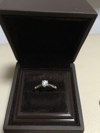 【アイプリモ(I-PRIMO)の口コミ】 婚約指輪はサプライズで頂きました。結婚指輪はシンプルなデザインを探して…