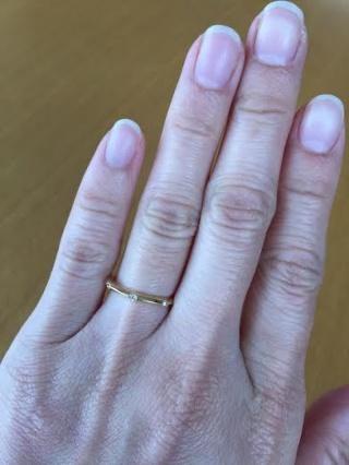 【TRECENTI(トレセンテ)の口コミ】 結婚指輪を買うにあたり、店舗やネットで色々探していたのですが TRECENTI…