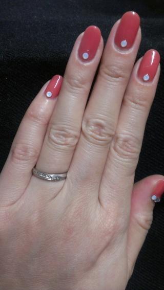 【ギンザタナカブライダル(GINZA TANAKA BRIDAL)の口コミ】 婚約指輪を既に同店で購入済みでしたので、その婚約指輪と重ね付けできる…