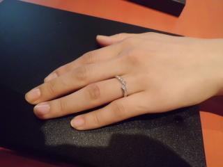 【俄(にわか)の口コミ】 指輪ブランドはほぼ俄さんで決めていましたが、デザインは店舗で選びました…