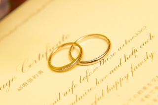 【サマンサシルヴァブライダルの口コミ】 ※主人のは【SM12】MARRIAGE RINGです。 写真ではわかり…