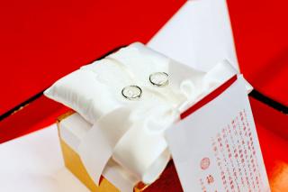 【ラザール ダイヤモンド(LAZARE DIAMOND)の口コミ】 世界3大カッターというところが決め手でした。 別に婚約指輪もセットで購…