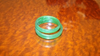 【JEWELRY  KAMATA(ジュエリーかまた)の口コミ】 婚約指輪をこちらで作って頂いたので、結婚指輪もこちらでという流れにな…