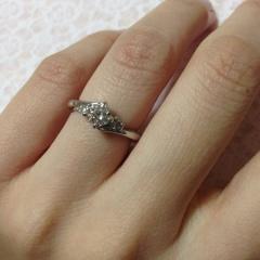 【TANZO(タンゾウ)の口コミ】 鍛造方式で指輪をつくる想いに共感し、このブランドにお願いしたいと思いま…