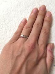 【宝石工房ヴァンモアの口コミ】 婚約指輪は要らないと言った私でしたが、友人の結婚式やパーティへ婚約指輪…