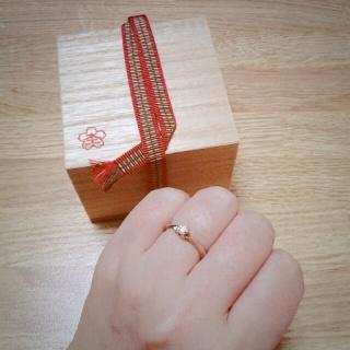 【杢目金屋(もくめがねや)の口コミ】 世界にひとつだけの模様ができるところです。シルバーの指輪が似合わない…