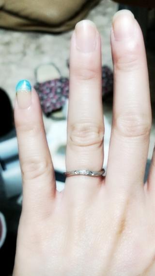 【ROYAL ASSCHER(ロイヤル・アッシャー)の口コミ】 いろんな指輪を見てあるいて、たどり着いたのがここでした。 これから先長…