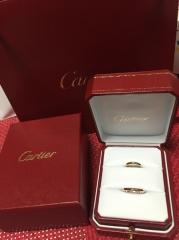 【カルティエ(Cartier)の口コミ】 結婚指輪を購入するにあたってラザールダイヤモンド・ブルガリ・俄・カルテ…