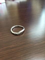 【銀座ダイヤモンドシライシの口コミ】 ダイヤモンドに定評のある銀座ダイヤモンドシライシで購入することはすでに…