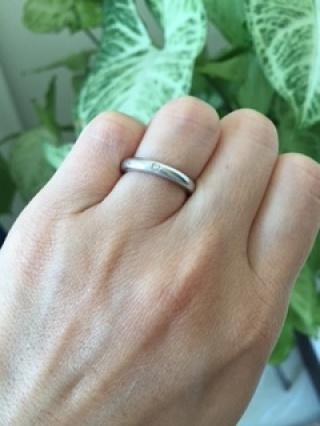 【ケイウノ ブライダル(K.UNO BRIDAL)の口コミ】 私のOL時代の後輩が、先に結婚したのですが、オーダーメイド品だと言う…