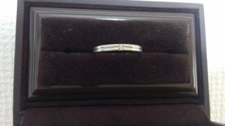【アイプリモ(I-PRIMO)の口コミ】 結婚指輪は毎日つけていたいと考えていたので、シンプルなデザインを探し…