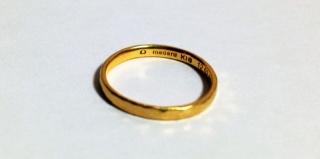 【メデルジュエリー(Mederu jewelry)の口コミ】 友人夫婦の結婚指輪がペアリングではなく異なるデザインだったことと女性…