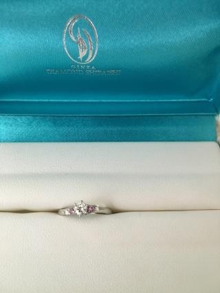 【銀座ダイヤモンドシライシの口コミ】 婚約指輪を探していて色々な店舗を見て回りましたが、せっかく買ってもらう…